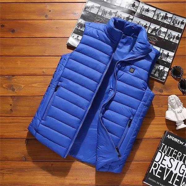 【Last day promotion-50% OFF】Unisex Warming Heated Vest(free shipping)