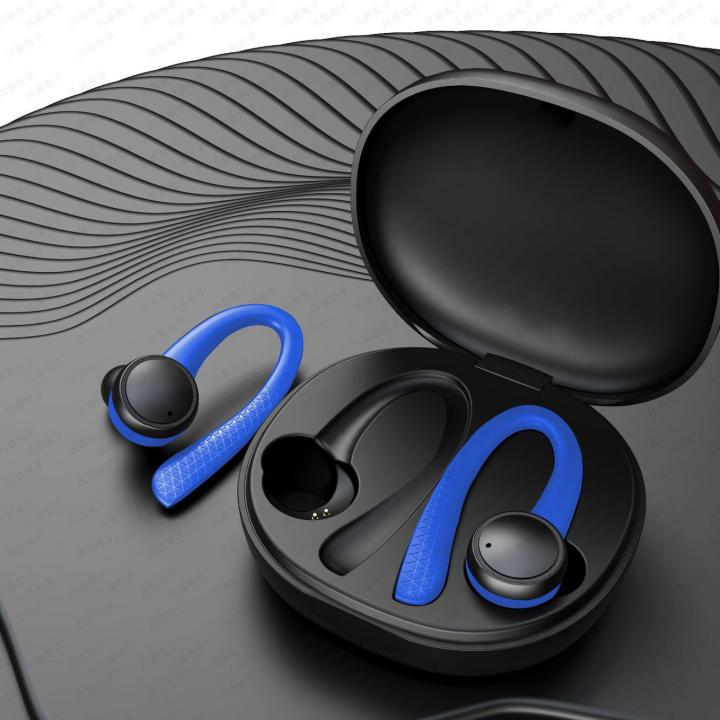 50% OFF - Never-Drop Design-Ultra Sports Wireless Headphones With Superior 3D Stereo Sound