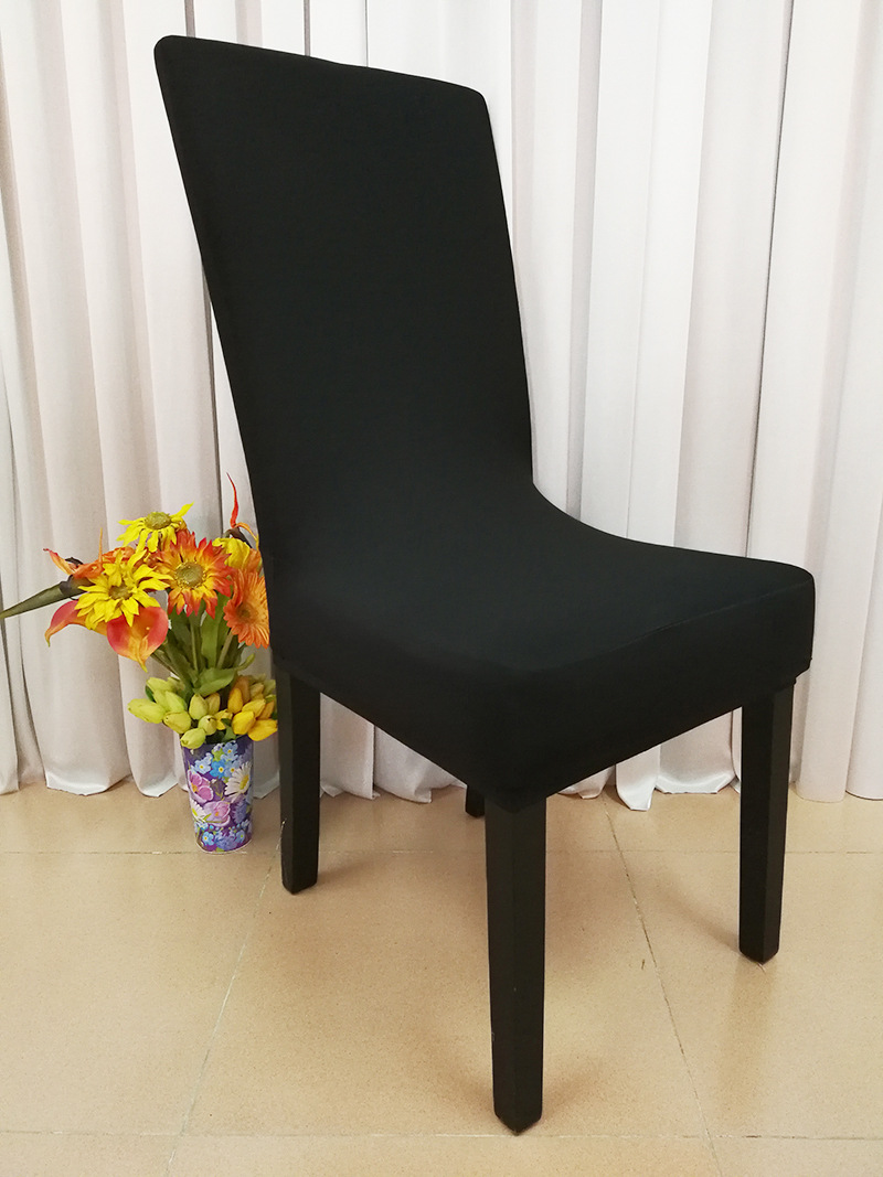 50% OFF- Solid color chair cover decoration-Buy 8 free shipping