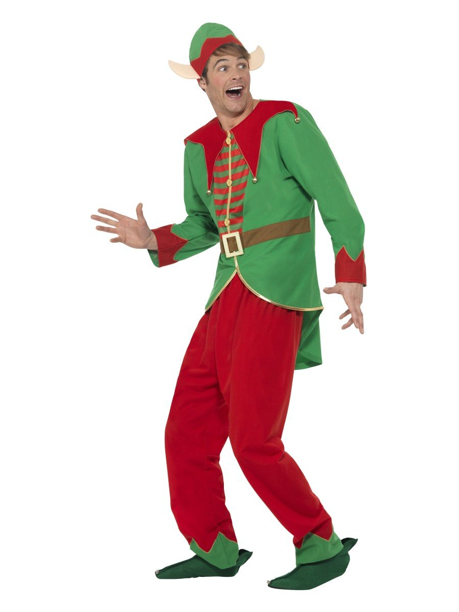 Elf Costume, with Hat & Ears