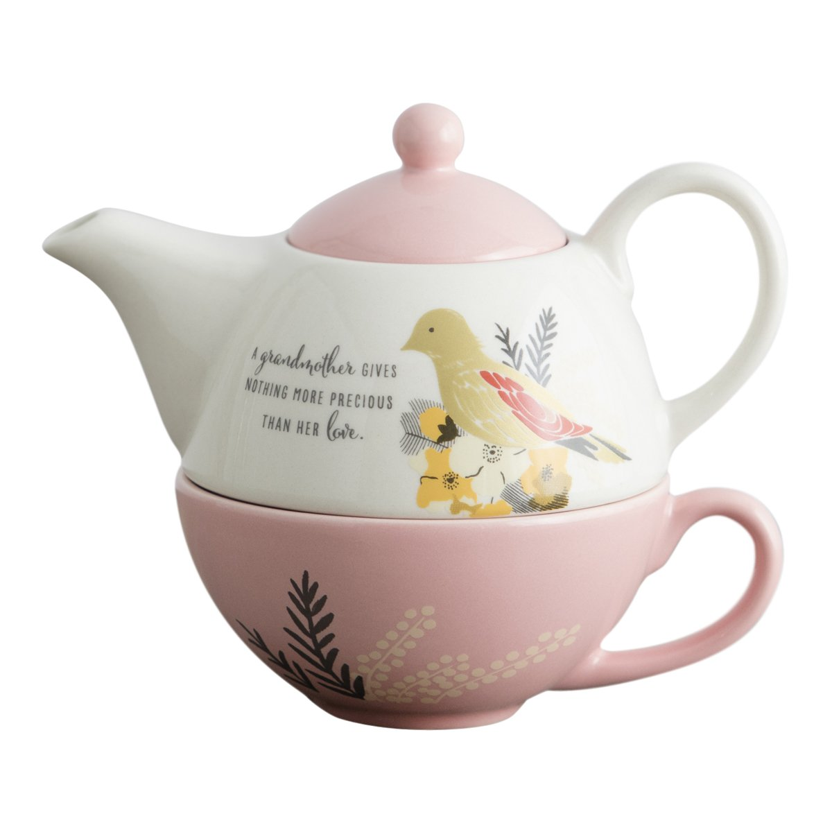 DaySpring  -  Nothing More Precious - Teapot and Cup