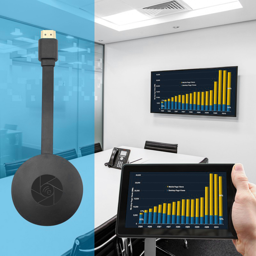Portable Wireless HDMI Receiver - BUY 2 FREE SHIPPING