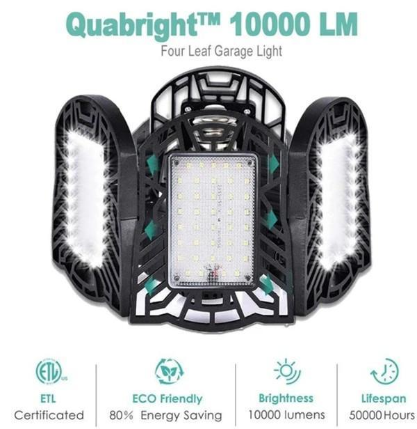 (2020 Upgraded)Super bright LED Garage Lights(BUY 2 FREE SHIPPING)(🎉BUY 4 GET 1 FREE🎉)