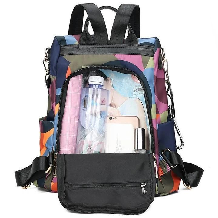 50% OFF Today | Cool Retro Multi-Functional Backpack