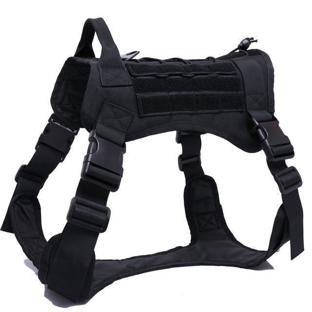 TACTICAL NO PULL-DOG HARNESS