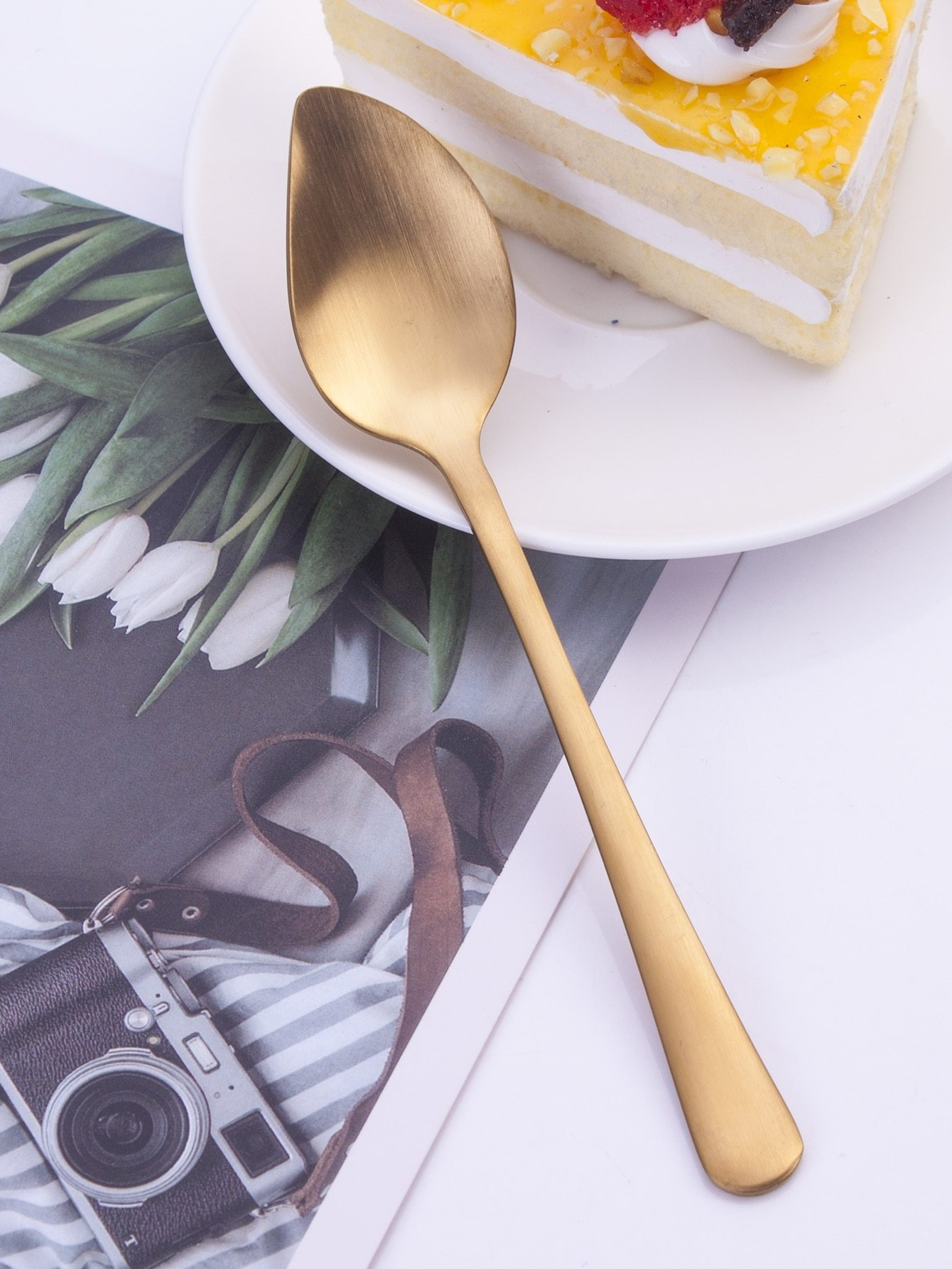 Stainless Steel Spoon 1pc