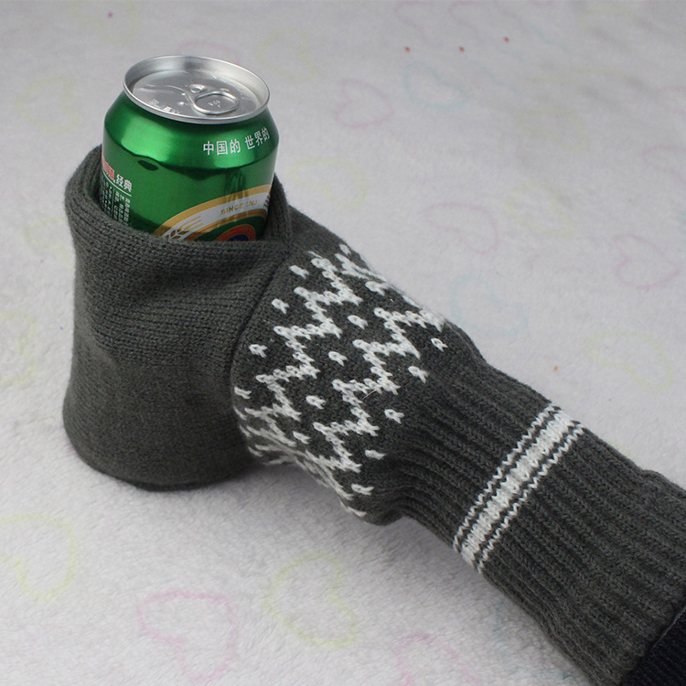 The Hand-stitched Beer Mitt