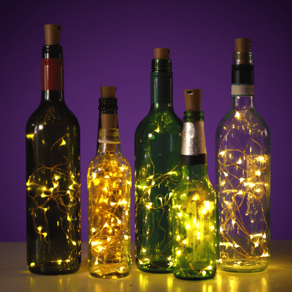 😍ONLY $4.99 - 90% OFF DISCOUNT - Eco-Friendly Creative BOTTLE LIGHTS(Factory Outlet)