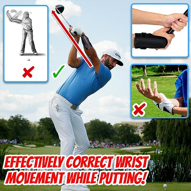 Golf Wrist Brace Band Trainer