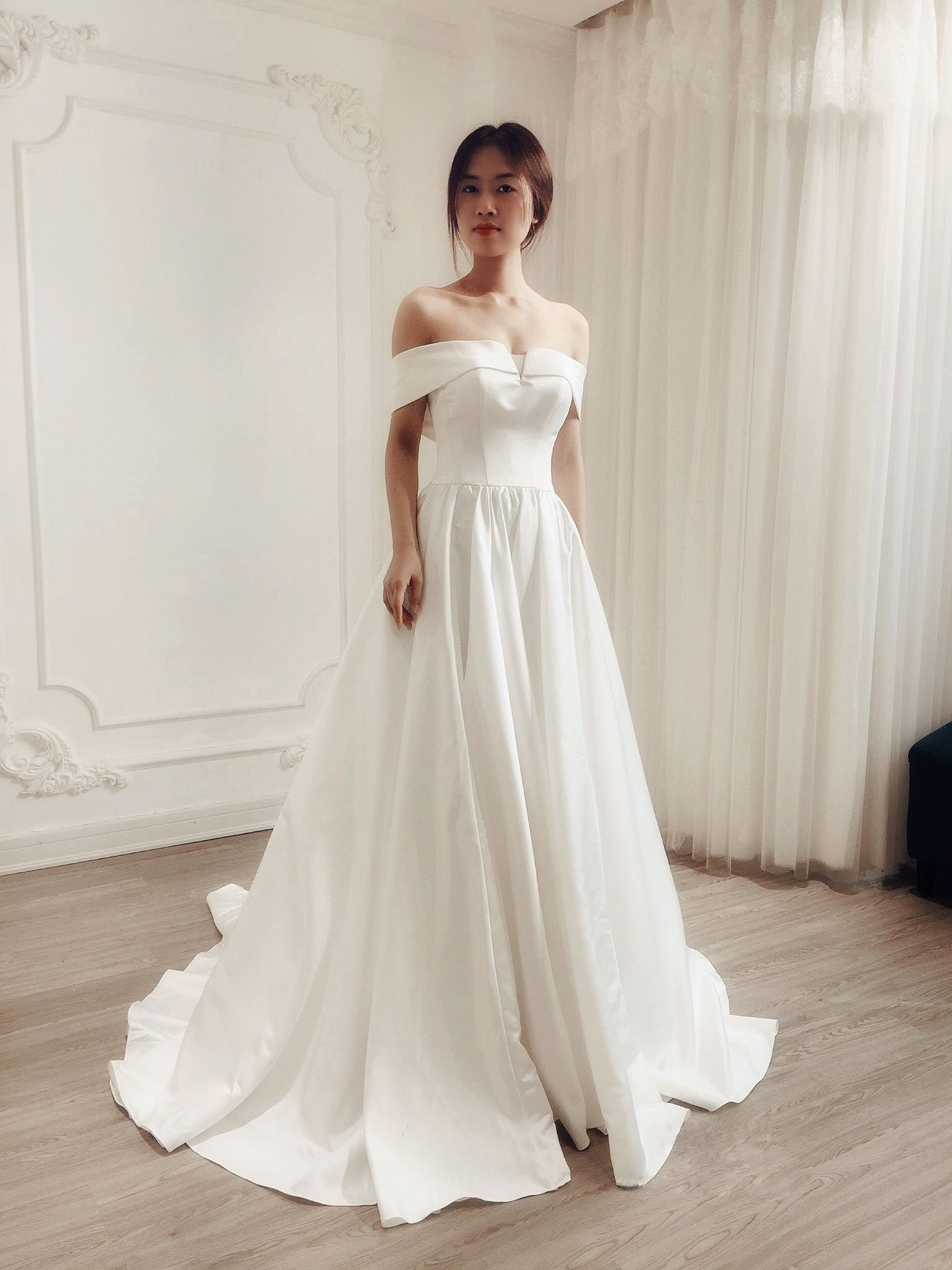 2020 New Wedding Dress Fashion Dress wedding gift stores near me junior high low formal dress