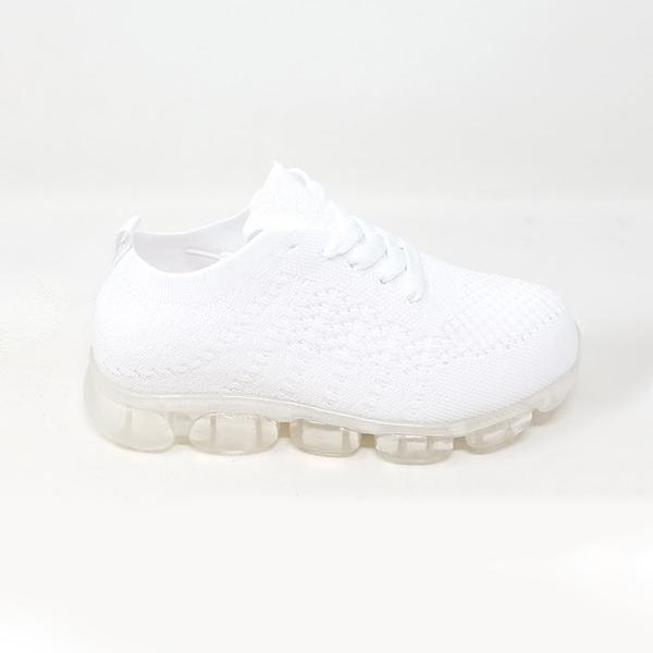 Faddishshoes Mesh Breathable Lace-Up Light Sneakers