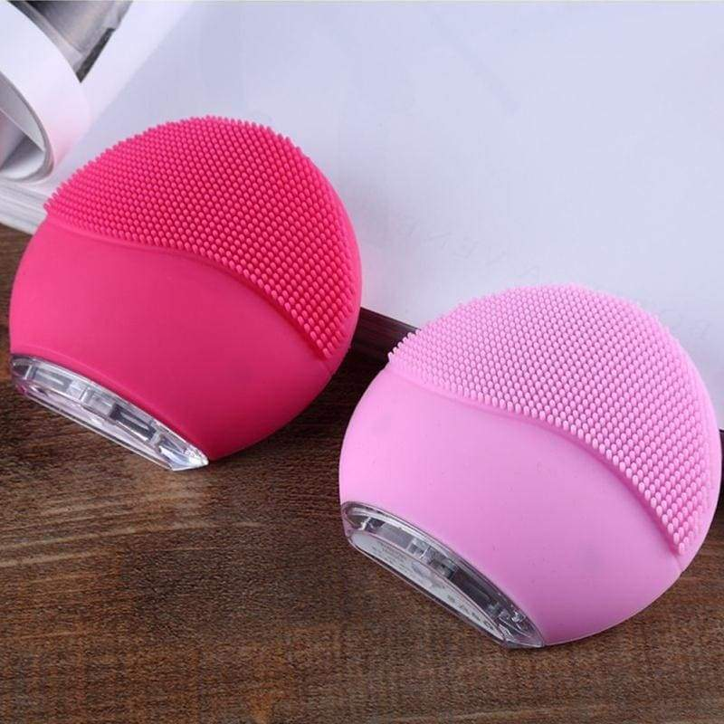 Face Cleaning Brush Waterproof Silicon Electric Masager Cleansing System