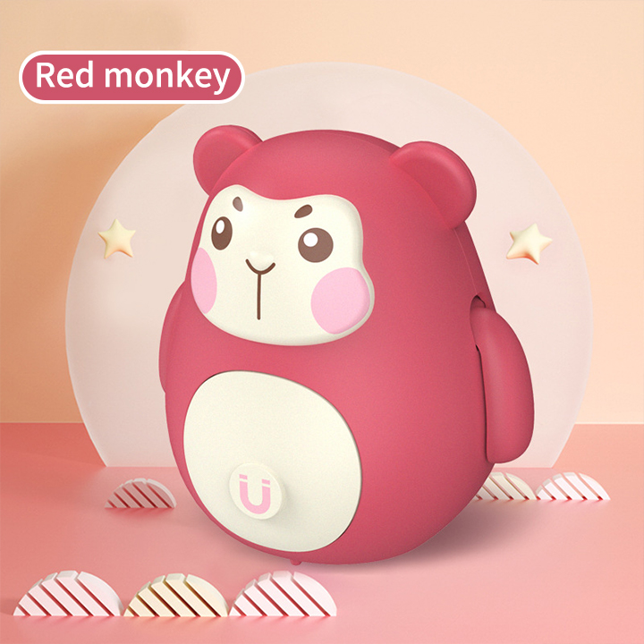 Electric cute rocking magnetic animal