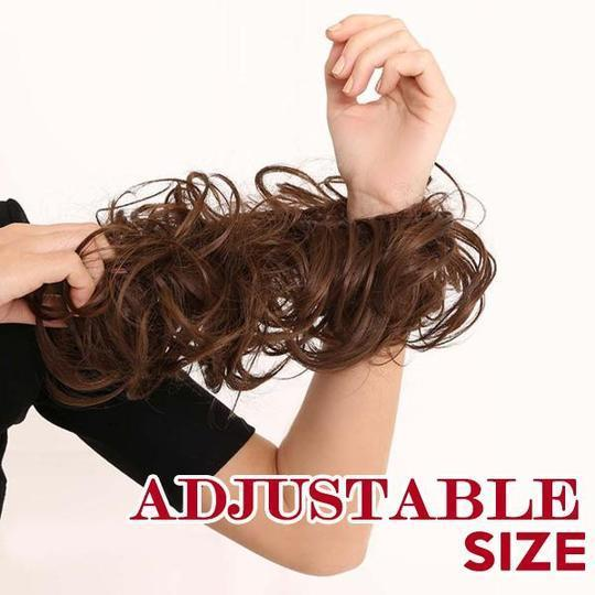 (New arrival !! )Easy-To-Wear Stylish Hair Scrunchies