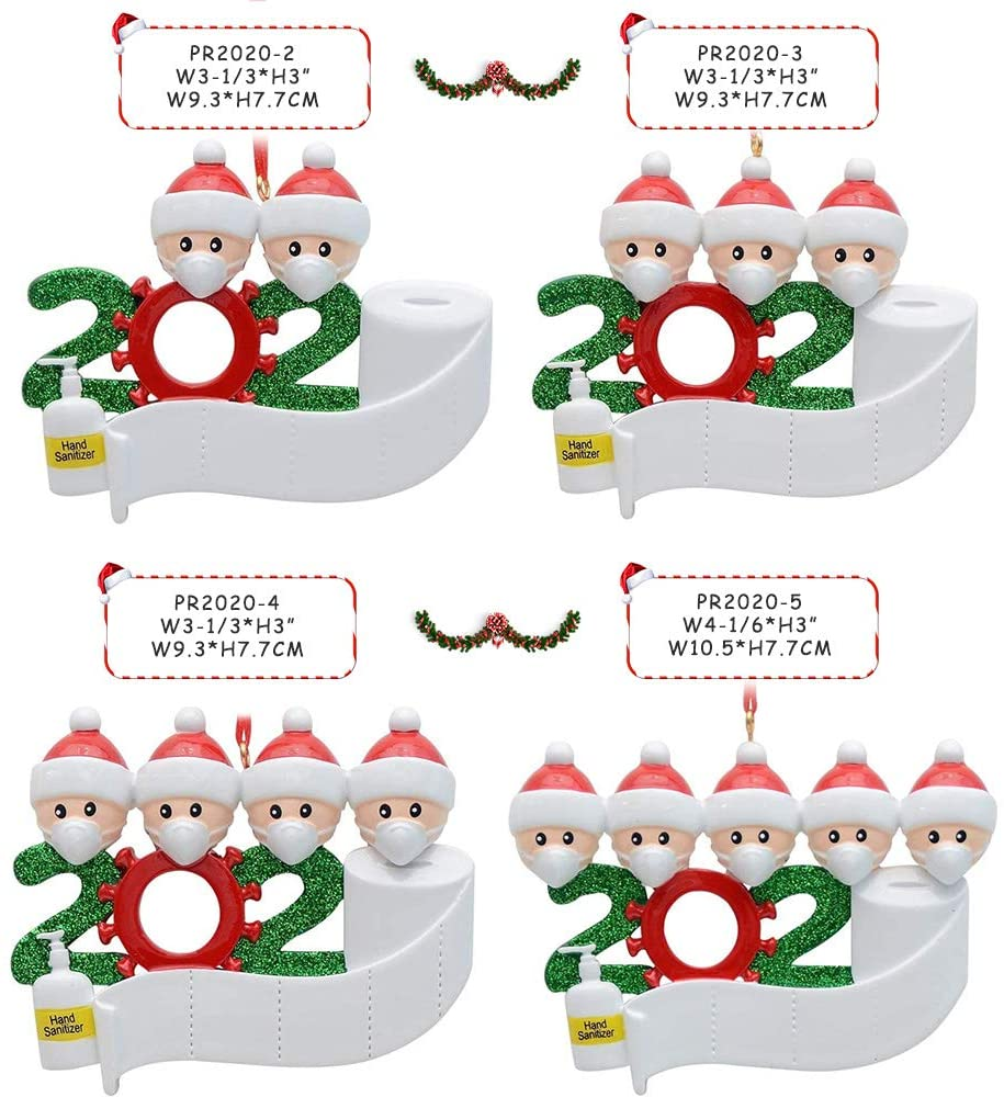 Christmas hot sale 2020 New Commemorative Christmas decorations
