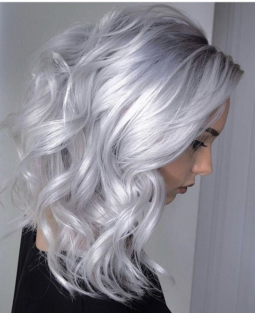 2020 Best Lace Front Wigs Gray And Silver Hair Ladies Grey Wigs Instant Hair Colour Red Lace Front Bob Wig