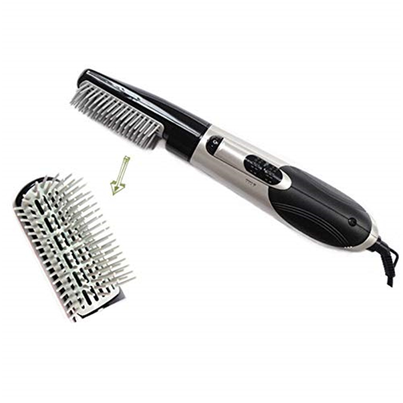 7 In 1 Hair Dryer Comb for Hair Straightening&Curling
