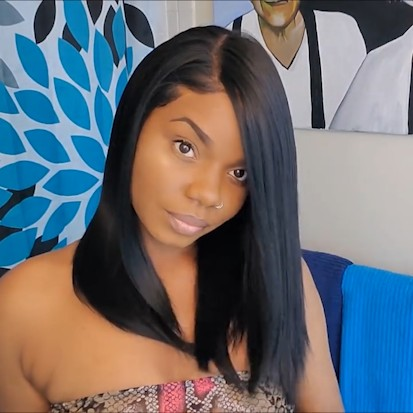 Special OFF | 2020 New Natural  Fashion Straight Wig