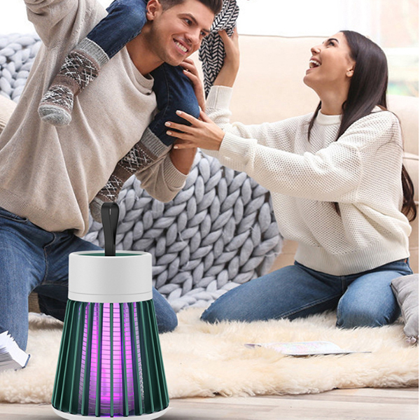 Mosquito And Flies Killer Trap - The latest version in 2021