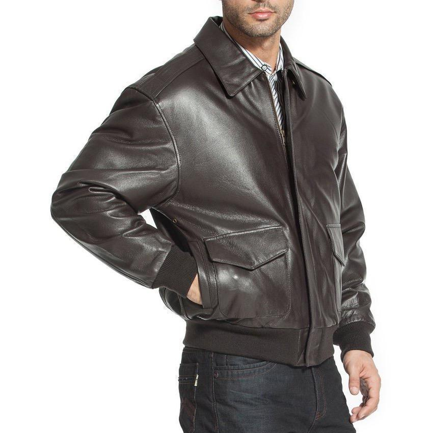 A-2 US Air Force Pilot Leather Jacket