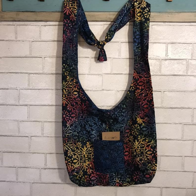 Hippie Women's Boho Bag / Hobo Bag / Slouchy Bag / Shoulder Bag / Crossbody Bag / Everyday Bag/ Sling Bag / Hippie Bag/ Tote Bag        Update your settings