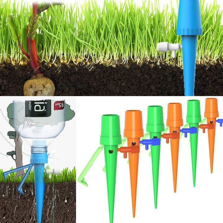 (🔥Summer Hot Sale - Save 50% OFF) Automatic Water Irrigation Control System, Suitable For American Standard Bottles