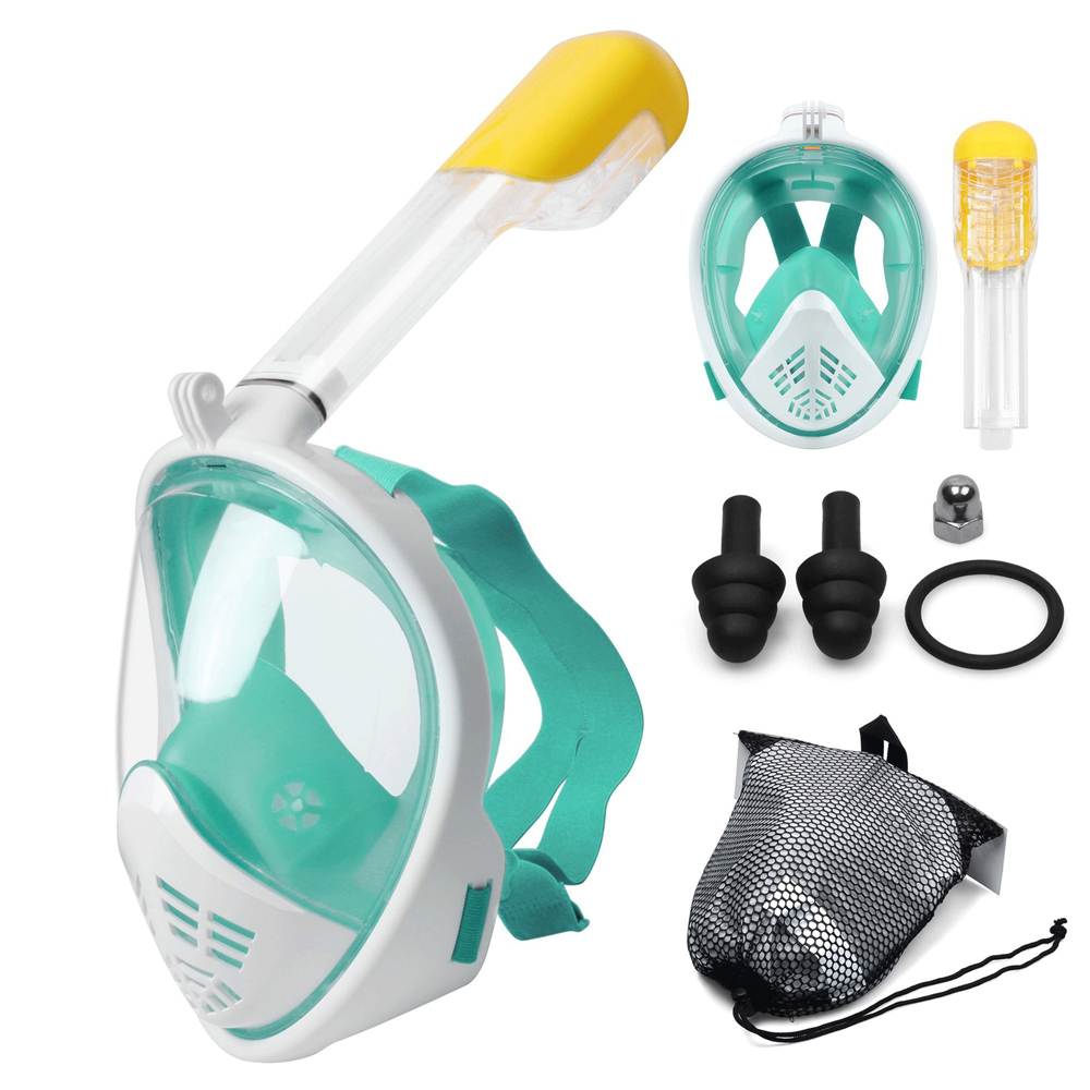 DiveLungs ™Underwater Snorkeling  Set(BUY TWO FREE SHIPPING)