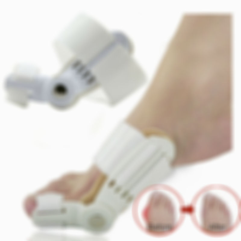 Toe Bunion Corrector Splint Straightener Orthopedic Foot Pain Relief