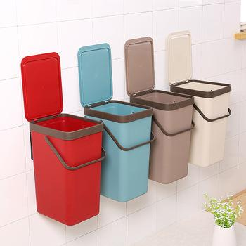 Factory Sale Mini Plastic Dustbin Kitchen Trash Can Waste Bins trash can-1.20