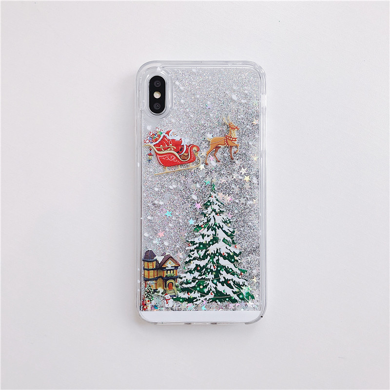【🎅Christmas sale-BUY 2 GET 10% OFF🎄】Flash powder mobile phone case