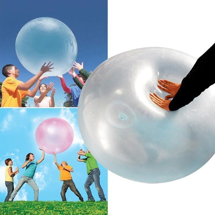 (❤️Flash Sale - 40% OFF) Amazing Bubble Ball, Buy More Save More