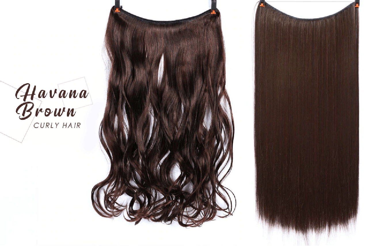 (BUY 2 GET EXTRA 10% OFF)Secret Hair Extension Band