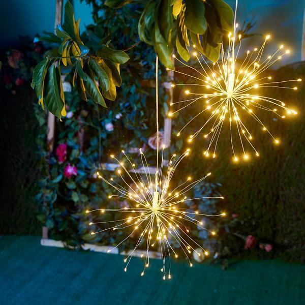 LED Copper Wire Firework Lights -   (💥Free Shipping over 300 Dirham💚Cash On Delivery💚Big Sale For A Week)