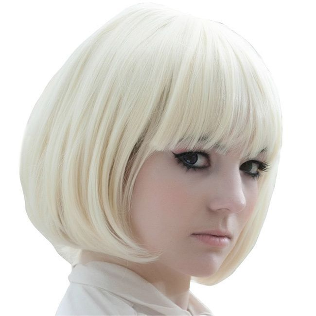 2021 New Lace Front Wigs Short Pink Hair Colored Full Lace Wigs Best Shampoo For White Blonde Hair