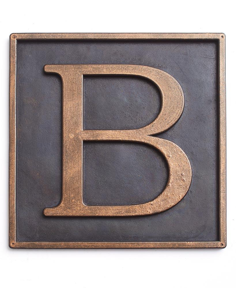 Monogram Hidden Key Doormats