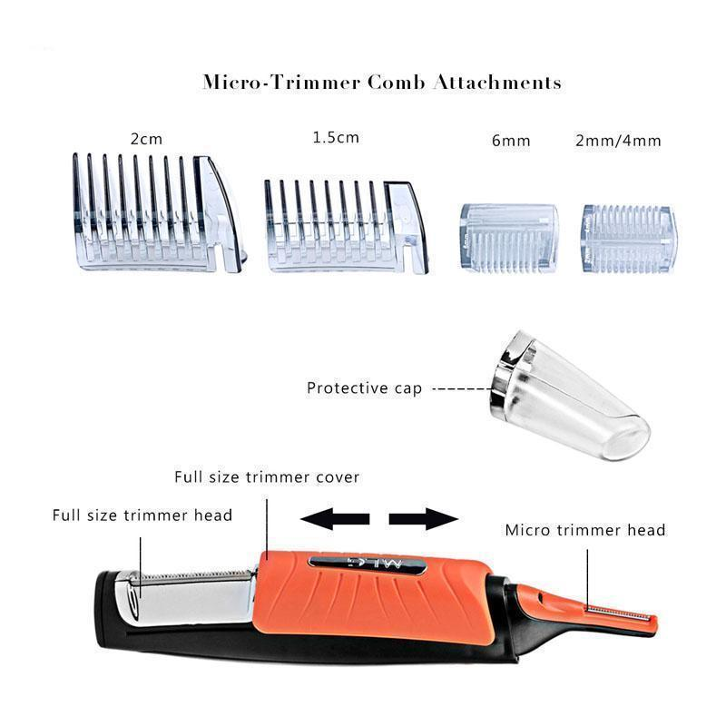 AHOME7 - ALL-in-1 MicroTouch Hair Trimmer