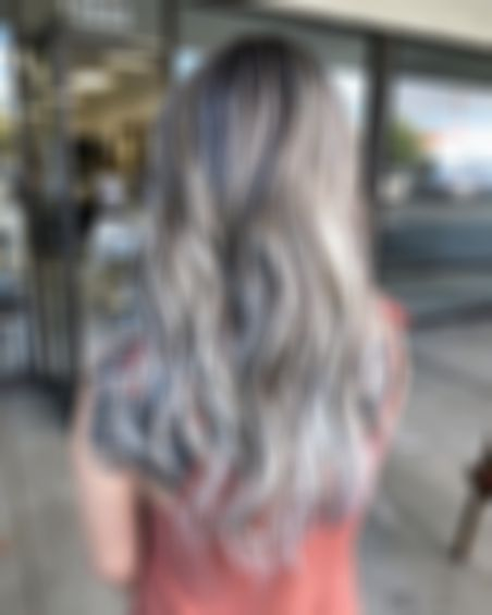 Gray Wigs Natural Hair Line Lace Frontal Wigs Brazilian Water Wave Human Hair 1B 30 Ombre Best Human Hair Sites Milky Way Human Braiding Hair Black And Gray Hair Color