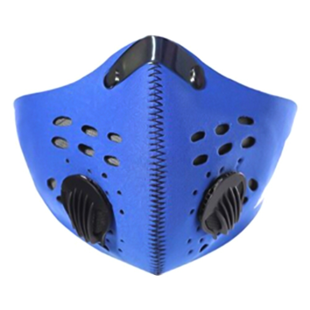 New Anti Dust Bike Face Mask With Activated Carbon Man Woman Running Cycling Anti-Pollution Bike Face Isolation Mask