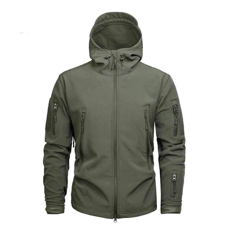 Swiss Outdoor Brand - [ Tactically ] The Ultimate Tactical Jacket-75% OFF TODAY