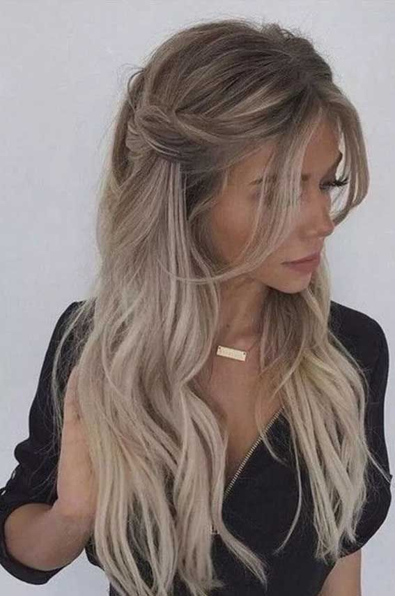 Lace Front Wigs Cute Blonde Hair 360 Blonde Human Hair Wig 613 Hair Extensions