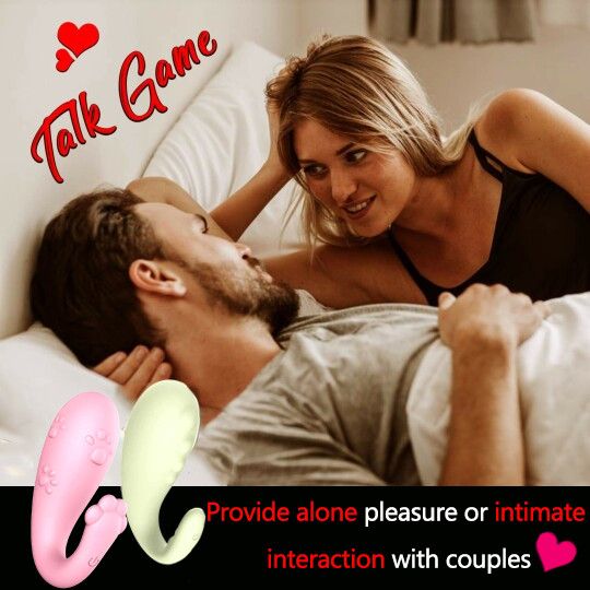 💖Valentine's Day Special 50% OFF - Most Popular Interactive Toy For Couples