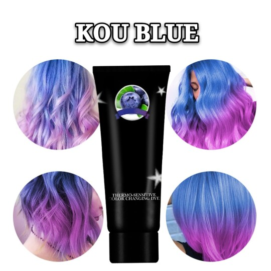 🔥Valentine's Day 50%OFF🔥Thermochromic Color Changing Hair Dye