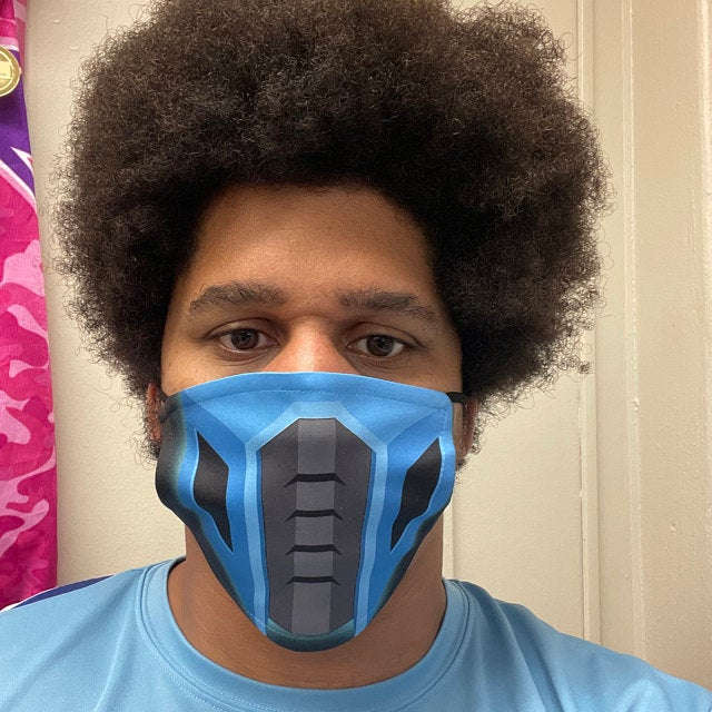 Elastic Mortal Kombat Face Masks