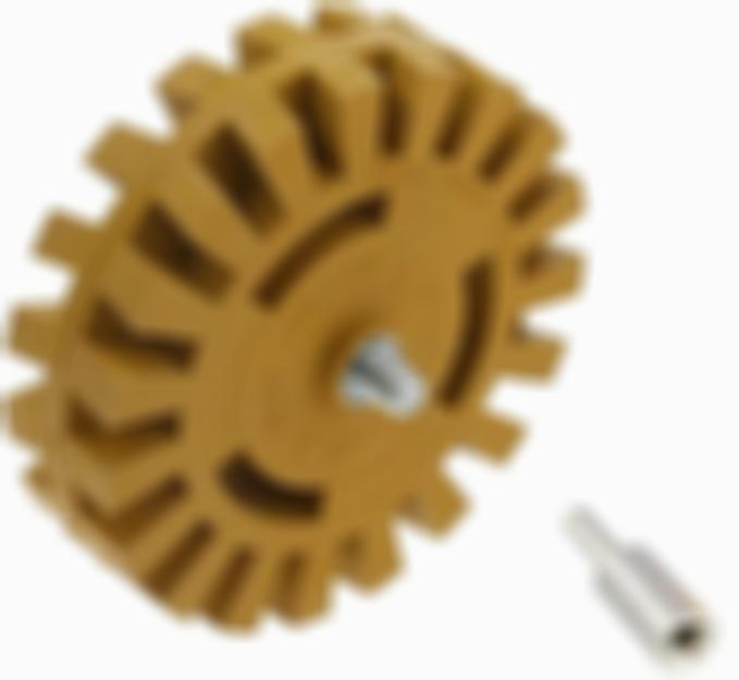 60% OFF ONLY TODAY Decal Eraser Removal Wheel Kit