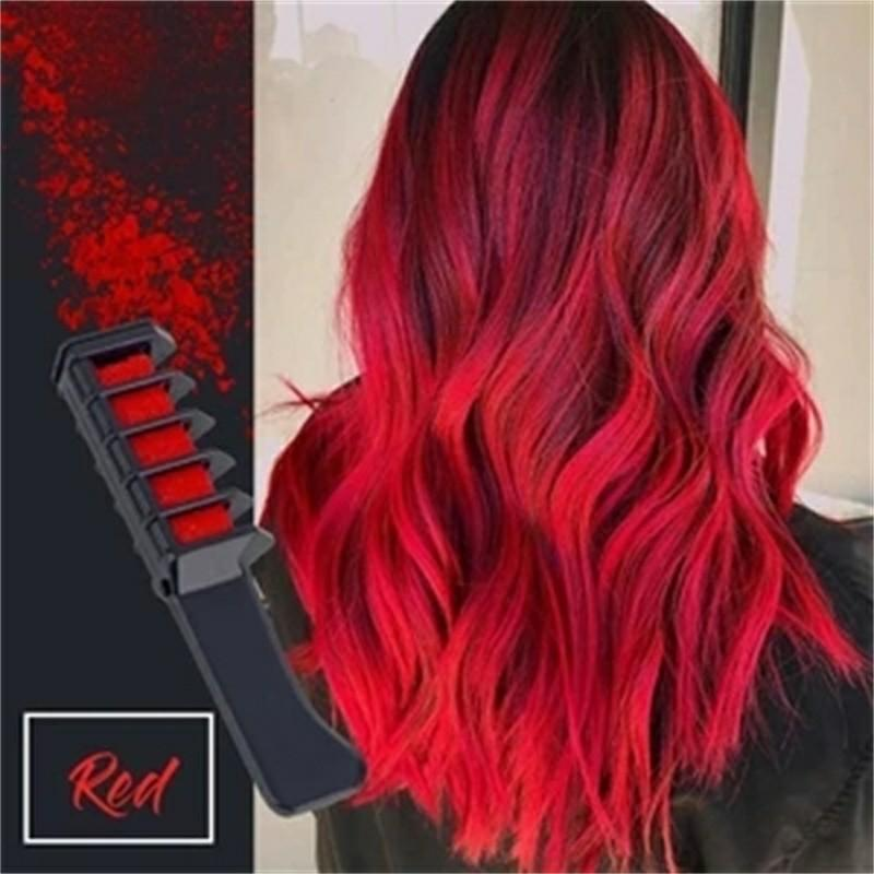 Beautifying Temporary Hair Dye Comb(10 Colors)