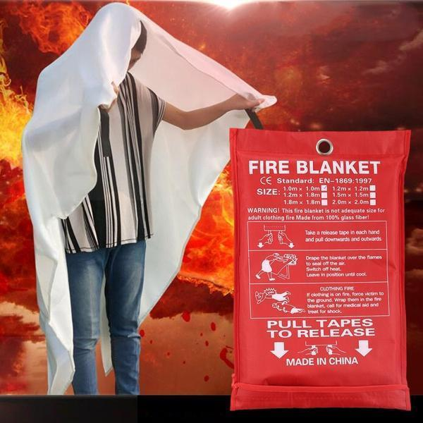 (Early Mother's Day Hot Sale-48% OFF)EMERGENCY FIRE BLANKET(BUY 2 GET FREE SHIPPING)