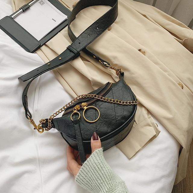 Chain Small Shoulder Bags Fashion Crossbody Bags For Women