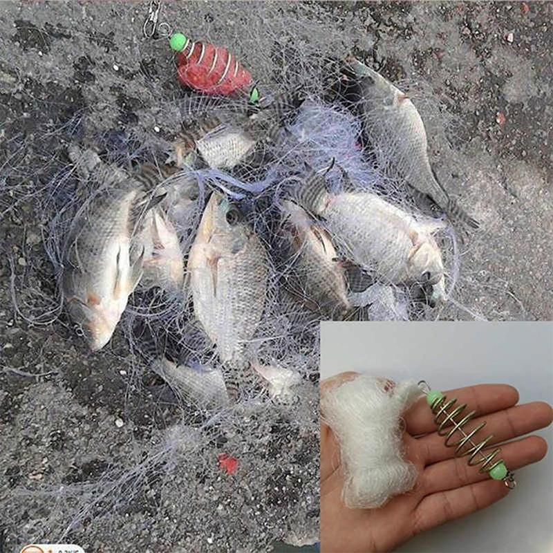 Multi-function Portable Overlord Bundled Fishing Net(2PC)