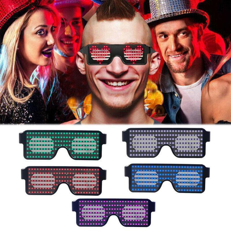 Higomore™ LED Glowing Glasses Party