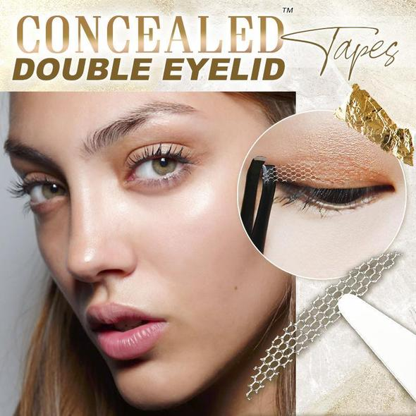 Concealed™ Double Eyelid Tapes